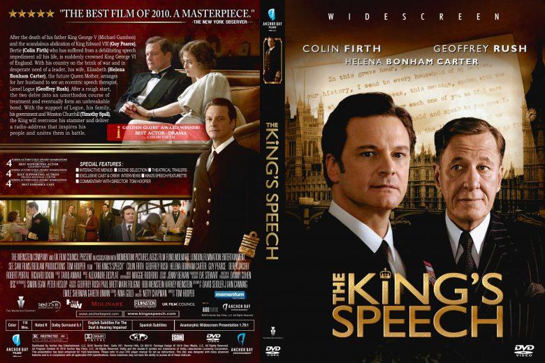 รีวิวหนัง The King's Speech (ประกาศก้องจอมราชา) ปี 2010