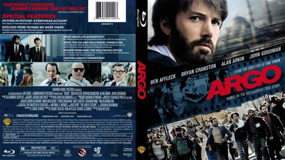 รีวิวหนัง Argo (แผนฉกฟ้าแลบ ลวงสะท้านโลก) ปี 2012